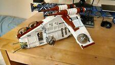 Lego Star Wars Republic Gunship 75021 No figs Complete