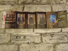 RUSH - Roll the Bones (UK) / Cassette Tape Album /2277
