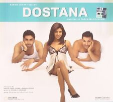 DOSTANA (ABHISHEK BACHCHAN, JOHN ABRAHAM) ~ BOLLYWOOD HINDI AUDIO CD