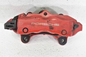 2003-2010 Porsche Cayenne Turbo Left Rear Brake Caliper LH 03-10
