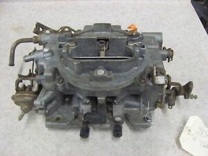 1970 70 Dodge 383 V8 Carter AVS Carb 4734S Original