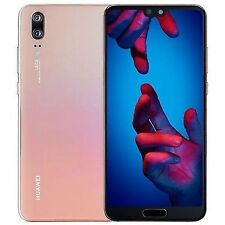 Huawei P20 EML-L29C - 128GB - Pink Gold Smartphone (Dual SIM)