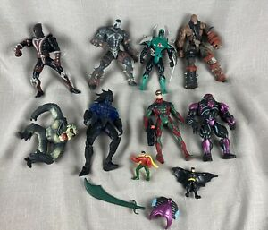 Spawn, Marvel, DC, and Misc. Action Figure Lot