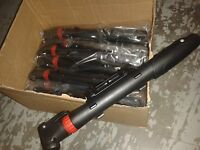 20x CYCLE MINI PUMP (inc bracket) BIKE BICYCLE (Suits all valves) BRAND NEW
