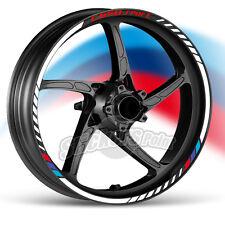 kit Adesivi moto BMW C 650 SPORT strisce RACING9 cerchi ruote stickers label