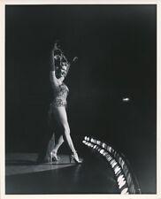 VIRGINIA MAYO Leggy Showgirl Vintage 1950s BERT SIX Warner Bros. Portrait Photo