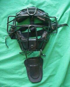 Diamond DFM-30 Baseball/Softball Umpire Mask & DTG-6 Throat Protector