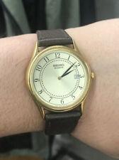 Vintage,Men's Seiko Quartz Watch With Date