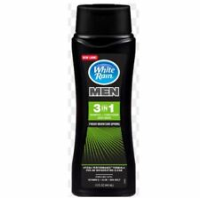 White Rain Men Fresh Mountain Spring 3 In 1