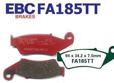 EBC plaquette de frein fa185tt avant honda xr 600 rp/rr/rs/rt/rv/rw/rx/ry 93-00