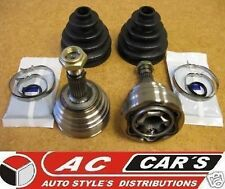 GEO METRO (1995-2000) 2 OUTER CV JOINTS KIT NEW