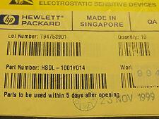 HSDL-1001#014 Infrared IrDA Compliant Transceiver 115kBd 3V, SMD  10pcs