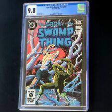 Saga of the Swamp Thing #15 💥 CGC 9.8 - 1 of ONLY 5 💥 DC Comics 1983 Comic