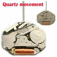 Pour MIYOTA 2036 Caliber Genuine QUARTZ Watch Movement 3.15mm Épaisseur