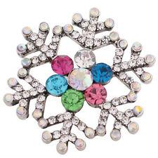 Magnolia Vine Jewelry Bracelet 18mm Fits Ginger Snap Snowflake Snaps