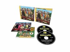 The Beatles - Sgt Pepper - 50th Anniversary 2CD Edition Special UK STOCK NOW