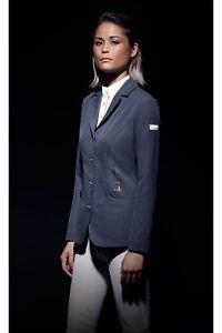 Animo Lenora Ladies Softshell Competition Show Jacket ombra size I 44 UK 10/12