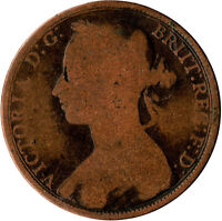 1893 ONE PENNY OF QUEEN VICTORIA      #WT760