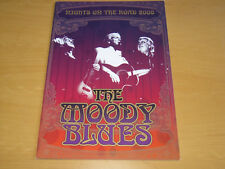 THE MOODY BLUES - NIGHTS ON THE ROAD TOUR 2008 - TOUR PROGRAMME      (PROMO)