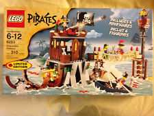 Lego Pirates Shipwreck Hideout (6253) New in sealed box