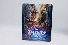 THE THING - GLOSSY Steelbook Magnet Cover (NOT LENTICULAR)