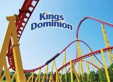 KINGS DOMINION Ticket Admission Promo SAVINGS Discount Tool ~ FAST DELIVERY!