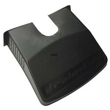 "DRAIN TIDY DRAIN COVER BLACK PLASTIC OUTDOOR LEAF GUARD. GUTTER 12""X12"" PRE CUT"