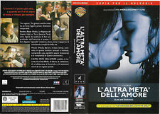 L'ALTRA META' DELL'AMORE (2001) vhs ex noleggio