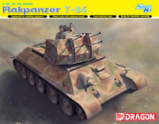 Dragon 1/35 Flakpanzer T-34 # 6599