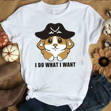 Corgi I Do What I Want T-Shirt Corgi Welsh Shirt Funny Gift