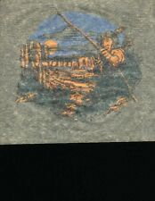 Iron on t shirt transfer 70s - BOW HUNTER    Classic Design