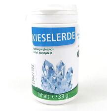 Kieselerde + Calcium - 60 Kapseln Kieselerdekapseln, Calciumkapseln