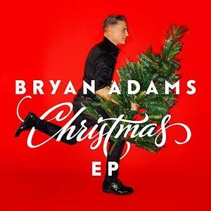 Bryan Adams - Christmas EP (2019)  5 Track CD  NEW/SEALED  SPEEDYPOST