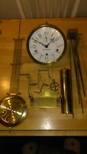 One Mason And Sullivan Complete Clock Parts without Case. Parts Or Repair