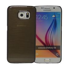 Krusell FrostCover Handyhülle Schutzhülle Samsung Galaxy S6 transparent black