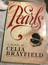 PEARLS by Celia Brayfield 1987 First Edition 1st Printing Romantic Mystery