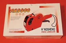 Mx-5500 Eos 8 Digits Price Tag Gun
