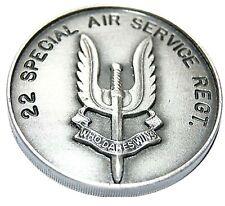 SAS 22 Special Air Service Regiment Coin - Special Forces UK Hand Made Original