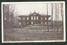 De Veluwe - Het Aardhuis in de Soerensche bosschen