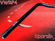 Sportex VW Golf mk4 performance exhaust race tube 2.0i 8v GTi AZJ 05/2001-2004