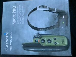 Garmin 010-01205-00 Sport Pro Bundle Dog Training Device