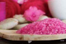 1kg YLANG & ROSE Aromatherapy Bath Salts
