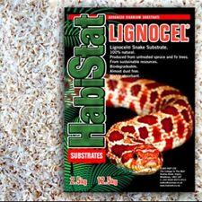 Lignocel 2.5kg Snake Bedding Absorbent Substrate Dust Free Vivarium Substrate