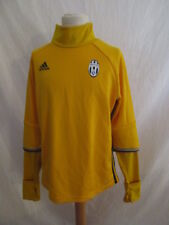 Veste de football Juventus de Turin Adidas Jaune Taille 12 ans à - 46%