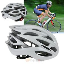 28 Vents Adult Sports Mountain Road Bicycle Bike Cycling Helmet Ultralight White