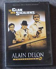 Le clan des Siciliens - Alain Delon - Jean Gabin - Lino Ventura, DVD