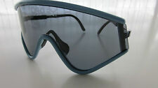 New Oakley Special Edition  Razorblade Blue/Grey iridium Eyeshade