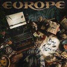 Europe - Bag Of Bones [CD]