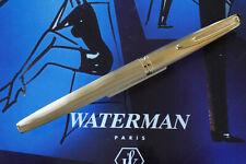 Vintage WATERMAN CF Fountain pen MILLE RAIES model M 18K Nib - Perfect