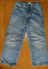 Schöne, neuwertige Topolino Jeans Gr. 110, verstellbarer Hosenbund